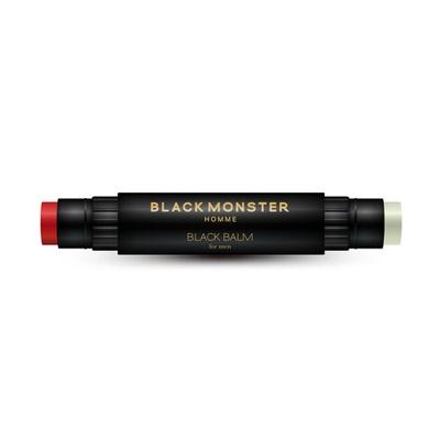 블랙몬스터 블랙밤(듀얼립밤)