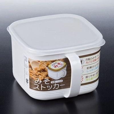 일본 나카야 밀폐용기 핸디 스토커 보관함