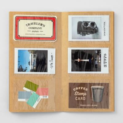 트래블러스노트 오리지널 리필 - 카드파일