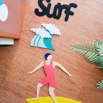 서핑 모빌