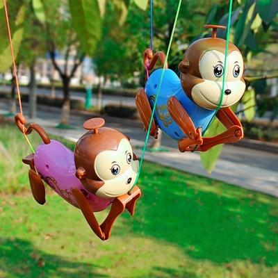 밧줄타는 원숭이 장난감 소리나는 신기한 피젯 토이