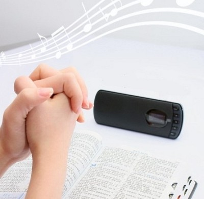 로고스 바이블스피커-전자성경/성경/찬송가/복음성가/FM라디오/스피커/빠른낭독/USB/CCM/영어낭독