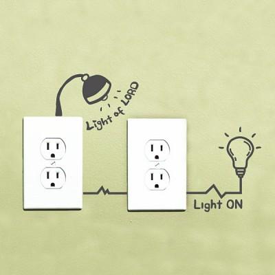 스위치스티커 - Light