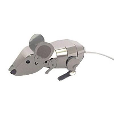 [이노메탈퍼즐] 마우스 (그레이) 1/2판 금속조립키트 (MIK000874)
