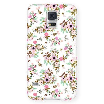 [테마케이스] Floral Garden 2 (갤럭시S5)
