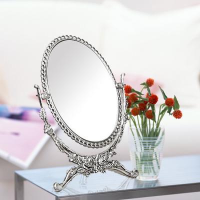 클래식 로즈 주석 양면거울