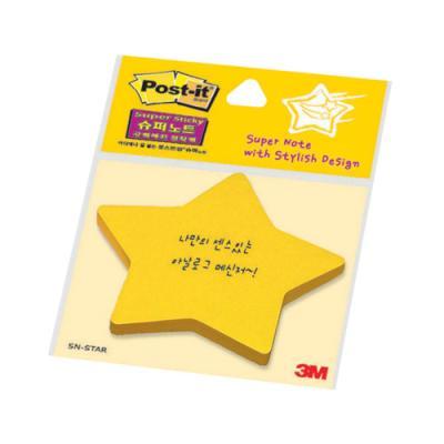 포스트잇 SN-STAR(별) 145632