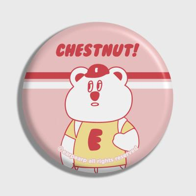 Hello chestnut-pink(거울)