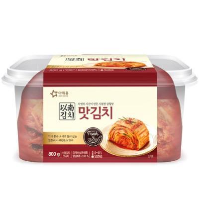 [아워홈] 이남김치 맛김치(800g)