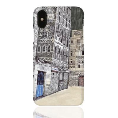 폰케이스 / street scenes No.02-Yemen