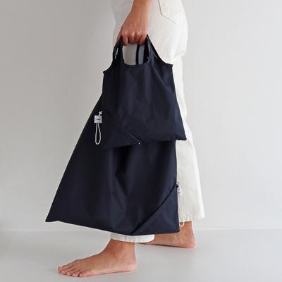 [칼라링백/딥네이비] 에코백/시장가방/보조가방