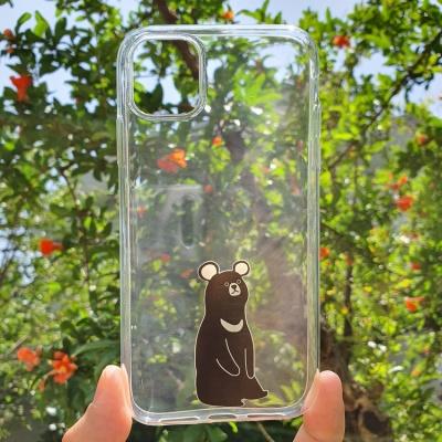 천연기념물이 너무예뻐 반달가슴곰 젤리 케이스