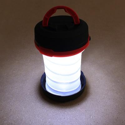 LED 손전등겸 접이식 캠핑 랜턴