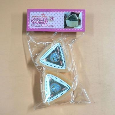 삼각김밥 쉽게 만드는틀 소 2P 간편조리도구 주방용품