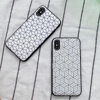 아이폰8 curved 카드케이스