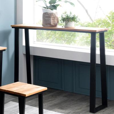 심플 라인 원목 테이블 900x950