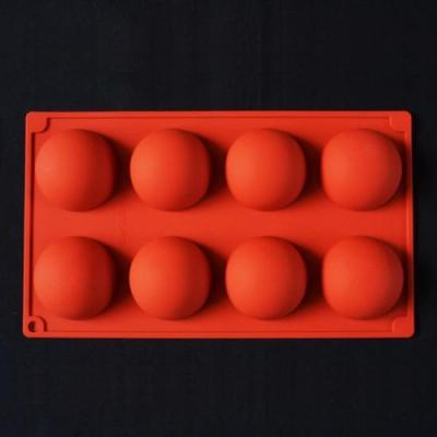 기본형 쿠킹초콜릿반죽 8구 몰드 1개