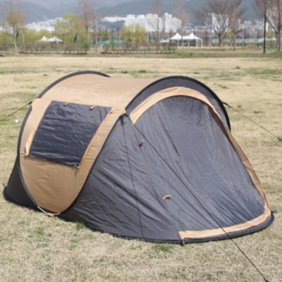 ch원터치 팝업 텐트