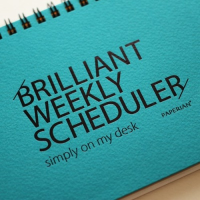 Brilliant weekly scheduler (만년)
