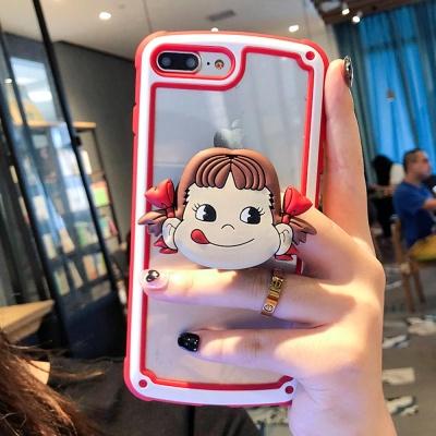 갤럭시노트10 플러스 예쁜 커플 캐릭터 그립톡 케이스