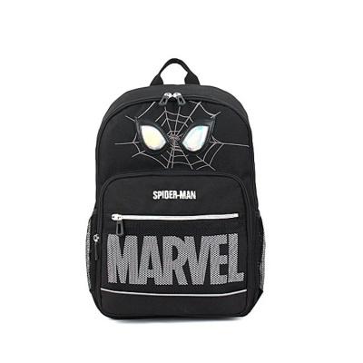 블랙 스파이더맨 포인트 보냉 소풍가방