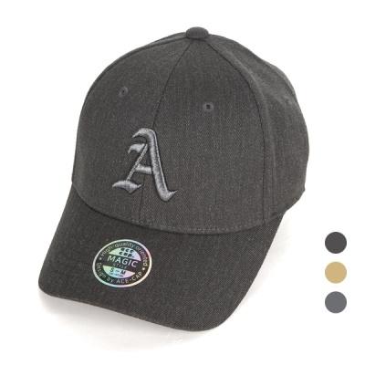 [디꾸보]캐피탈 에이 자수 투 사이즈 볼캡 모자 AC629