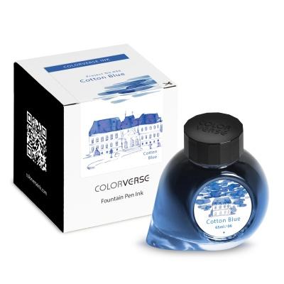 칼라버스 프로젝트 잉크 / 006 코튼 블루(65ml)