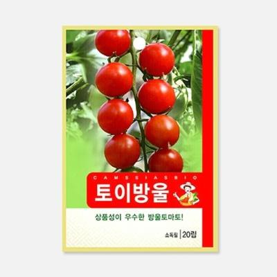토이방울 씨앗 20립 모종 텃밭 키우기