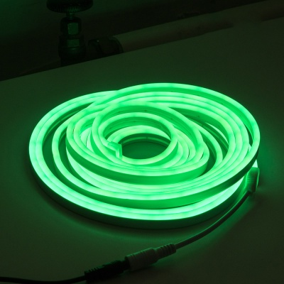 인테리어 LED 스트랩 조명 줄네온 / 그린 5M LCBB947