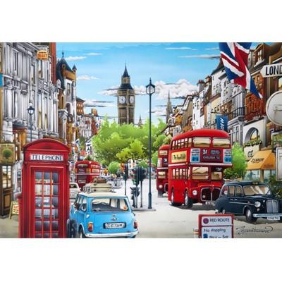 1000조각 / 직소퍼즐 / 런던2(1334)