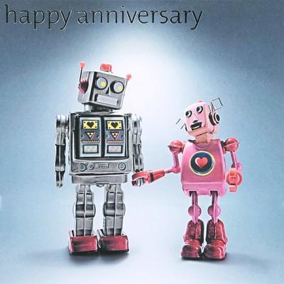 [런던] Happy Anniversary 생일축하카드