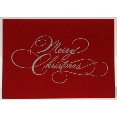 홀마크 크리스마스 고급형 카드 - KXC3502RS