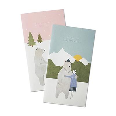 Bear and me_card set