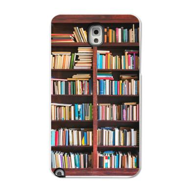 BOOK BOOK HARD CASE(갤럭시노트3)