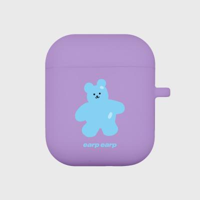 Color bear-purple(Air Pods)