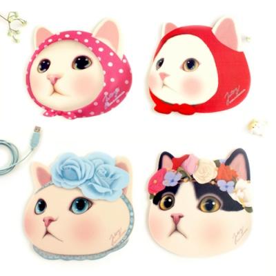 choo choo & friends mouse pad