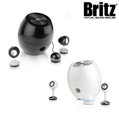 브리츠 2.1채널 스마트 블루투스 오디오 시스템 BZ-BT662 (컴팩트위성스피커 / 90mm대형우퍼)