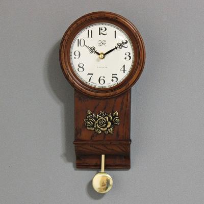 (krod004)정통엔틱 장미시계
