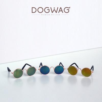 [도그웨그 DOGWAG] 애완용 냥글라스,개글라스_미러 선글라스