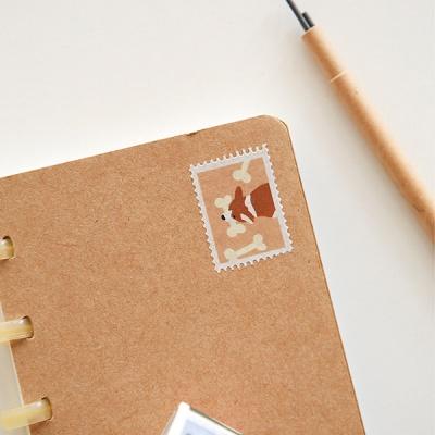마스킹테이프 : stamp - 05 Animal2
