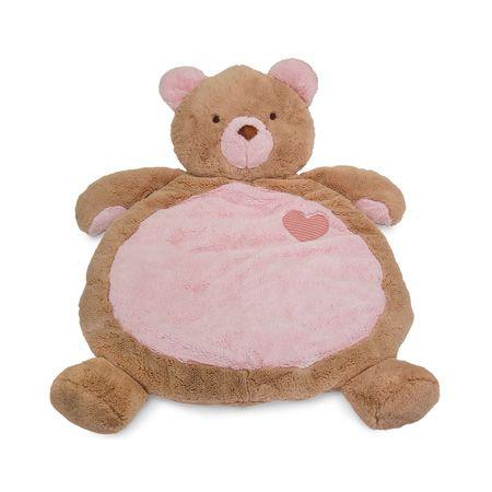 Cuddle Bear Rug_pink