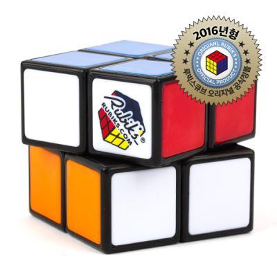 [루빅스정품] 루빅스 2X2 All New 큐브