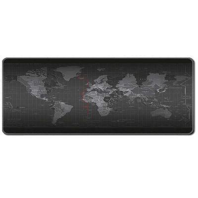 세계지도 마우스패드 게이밍장패드 700X300X2.5mm