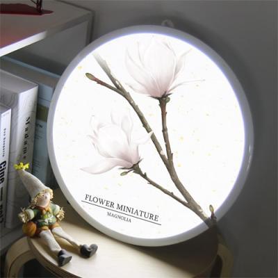 nb410-LED액자35R_꽃송이들