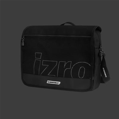 [얼모스트블루] X IZRO MESSENGER BAG