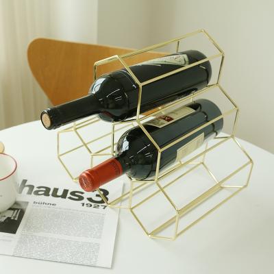 골드 와인렉 와인랙 와인 보관 진열 거치대 2color