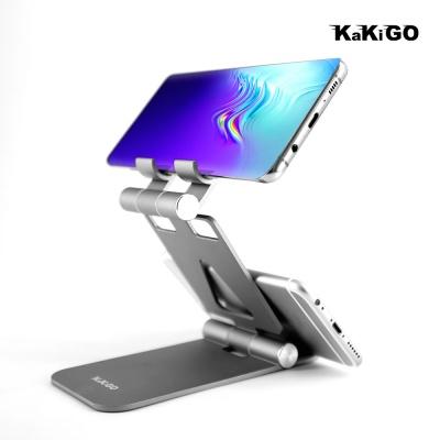 카키고 알루미늄 멀티 핸드폰 거치대 스마트폰 스탠드