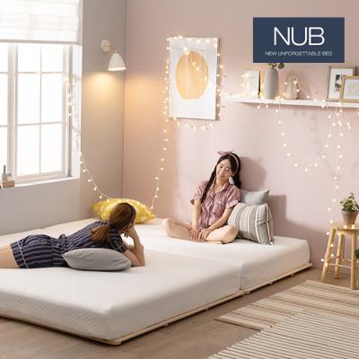 [Ldlab] NUB 스너그 클라우드 매트리스 20cm Q