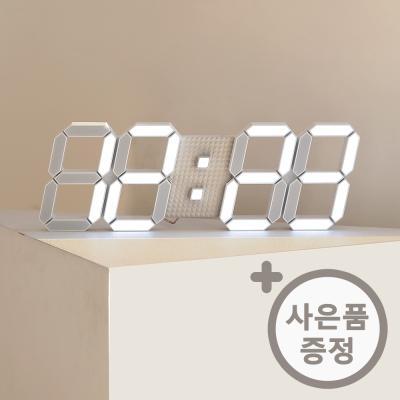 (kdrz141)키다리 3D LED 시계 (390x130)