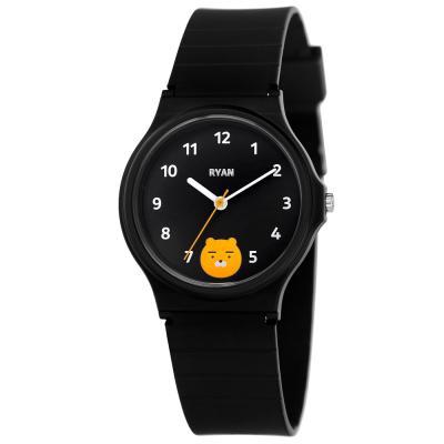 [카카오프렌즈] 클래식 우레탄 손목시계 라이언